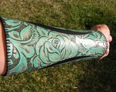 Reserved for Jeri- Full Coverage Archery Arm Guard- ARTEMIS by MYSTIC QUIVERS - Made to Order