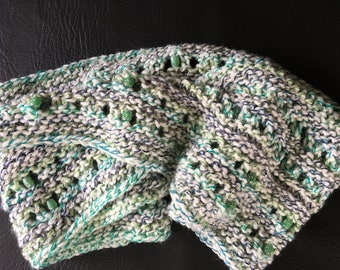 PATTERN - Mobius Scarf with Beads