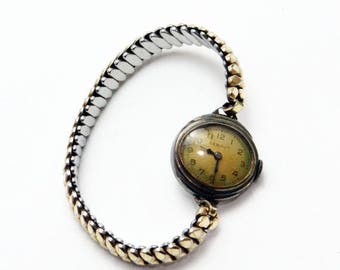 Vintage Benrus Watch As Is
