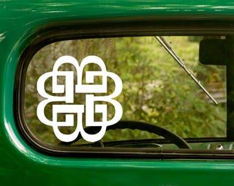 BREAKING BENJAMIN Decal, 2 Stickers, Rock Band Decal, Music, Vinyl Sticker For Car Truck Rv Jeep Bumper Window