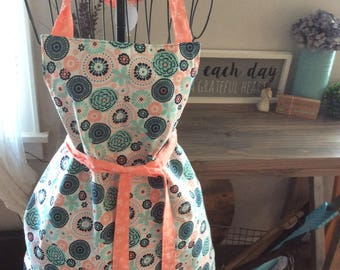 Plain Jane reversible full apron
