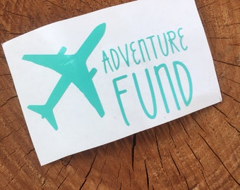 Adventure Fund Decal