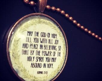 A Prayer Over You