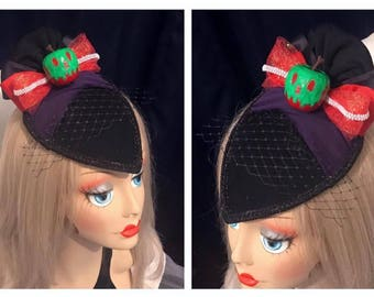 Poison Apple Fascinator