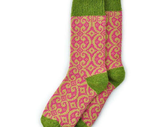 Sidekick Socks NEW! Kinglsey Strawberry Fields