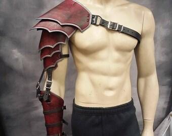 Leather Armor Full Arm