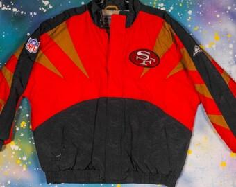 San Francisco 49ERS Apex One Sports Jacket Size XL