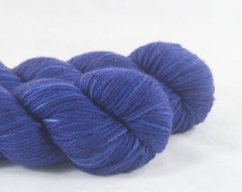 """Merino DK  Superwash Yarn Hand Dyed """"The Barefoot Contessa"""""""