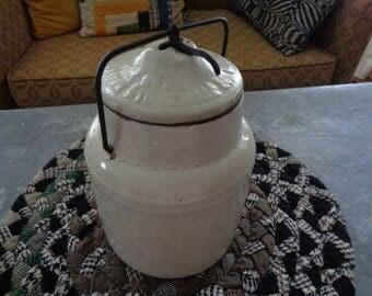 Western Stoneware Canning Crock