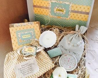 Grateful {Bride} Box {T&T Mist Tulum bracelet}
