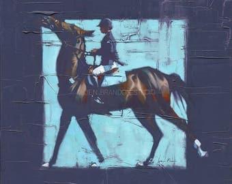 Equestrian Poise