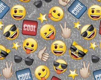 """Custom Made """"COOL Emojis"""" Items Available in Different STYLES!! Prices Starting @:"""