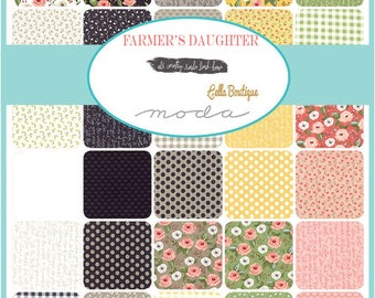 NEW - Farmer's Daughter Charm Pack by Lella Boutique for Moda