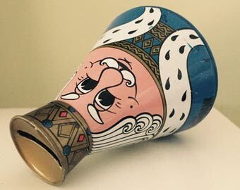 Vintage Hypo Bank Vintage Piggy Bank Royal Bank Whimsical Piggy Bank Toys for Boys