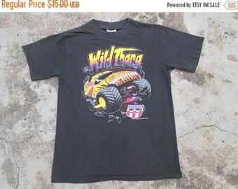 35% OFF Vintage Wild Thang Hod Rod 4 wheel Drive Car T-shirt