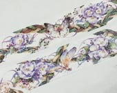 1 Roll of Limited Edition Washi Tape: The Blooming Secret