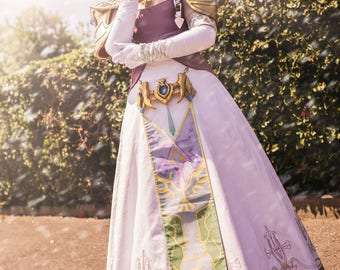 Princess of Hyrule Delux set of accesories (for wedding)