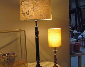 Lampenschirme Rosen/Punkte