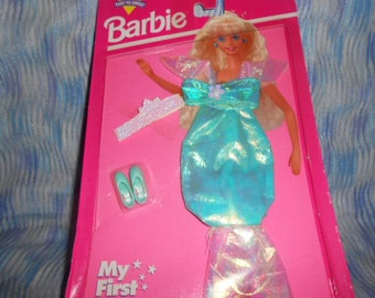Barbie 1995 Sealed Party Dress