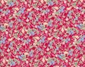 Orchard Kitchen - Apple Fabric - Strawberry Fabric - Cherry Fabric - Fruit Fabric - Yellow Fabric - Lecien Fabric