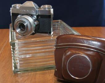 Zeiss Ikon Contaflex camera