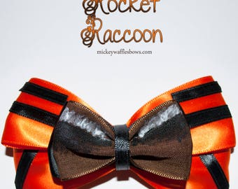 Rocket Raccoon Hair Bow