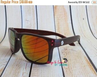 ON SALE Monogram Sunglasses - Two Toned sunglasses