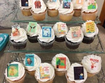 The Original Mini Edible Children's Story Book Cake Topper