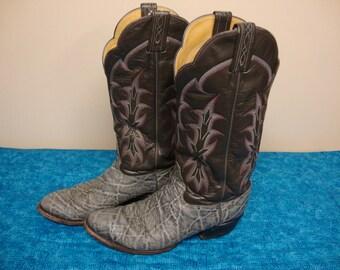 Tony Lama Western Boots Size 9 1/2D