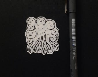 handmade sticker