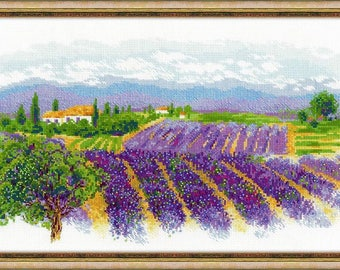 Blooming Provence from RIOLIS Ref. no.:1690