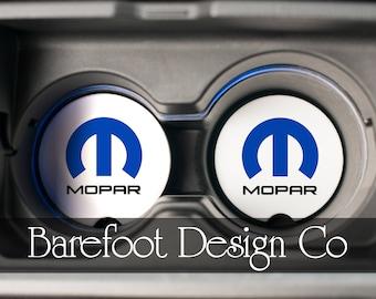 Mopar Custom Sandstone Car Coaster