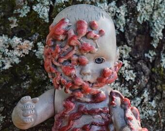 Joel (OOAK horror doll)