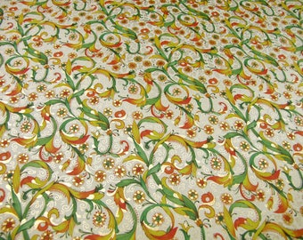 Giardino - Florentine wrapping paper with gold print
