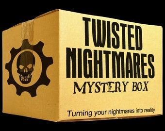 Halloween / Horror Mystery Box - Surprise Mixed Box