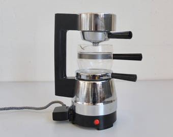 Cafeti re lectrique etsy - Machine a expresso italienne ...