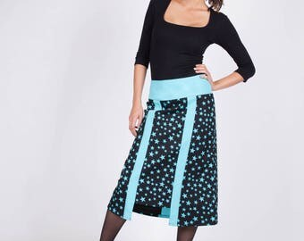 Skirt in blue Chilia Heyta