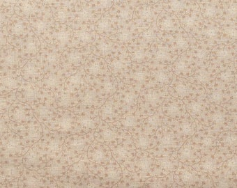 Mrs. March's Collection Antique Rose by Lecien, by the yard L295C