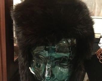 Mink Russian hat