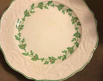 Stubenville Adam Antique Orange Blossom China salad plates