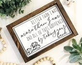 Better than I was / Tim & Faith inspired Sign / Magnolia / Wedding Sign / Engagement Sign / Sign about Love / It's Your Love lyrics