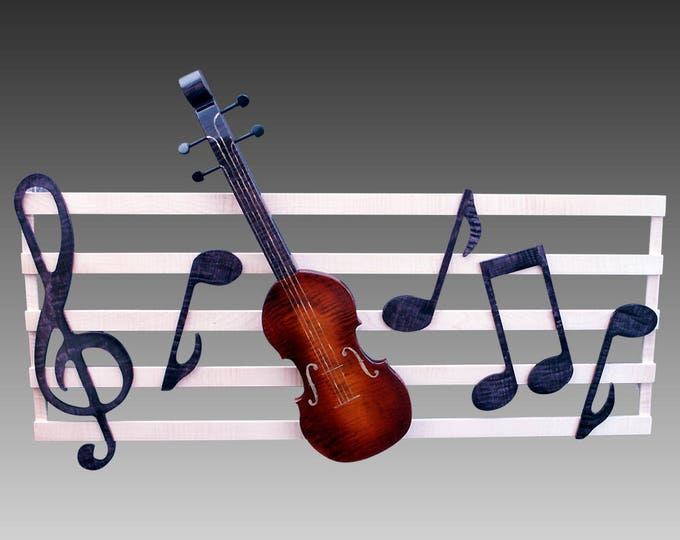 Musical Wall Hanging - Violin