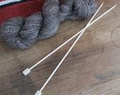 BrySpun knitting needles, 14 inch single point, sizes 2 – 10.5