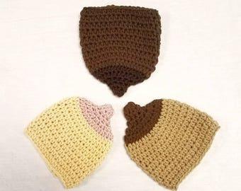 Lactation Boobie Beanie Feminist Hat Breastfeeding Beanie Boob Nipple Hat