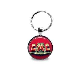 Vintage GMC Key Chain or Pendant