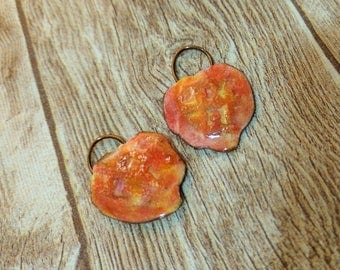 Chinese Lantern Components - Polymer Clay Jewelry Components