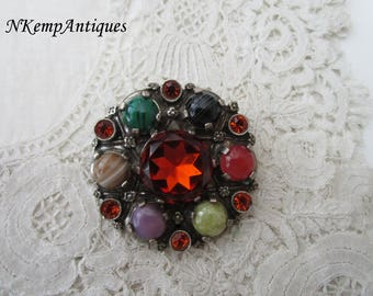 Celtic miracle brooch