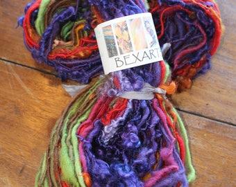 Hand Spun Textured Art Yarn #76