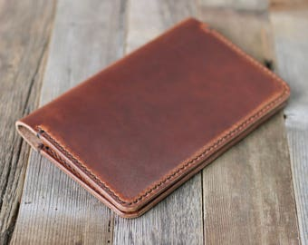 Leather Field Notes Cover Passport Cover Field Notes Wallet Leather Notebook Cover Leather Memo Cover Leather Cover Field Notes Holder