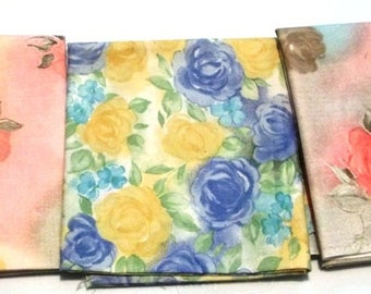 Rose Fat Quarter Fabric bundle